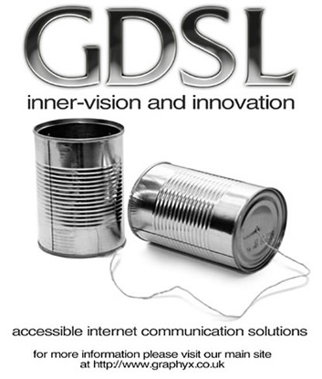 GDSL - Accessible Internet Communication Solutions